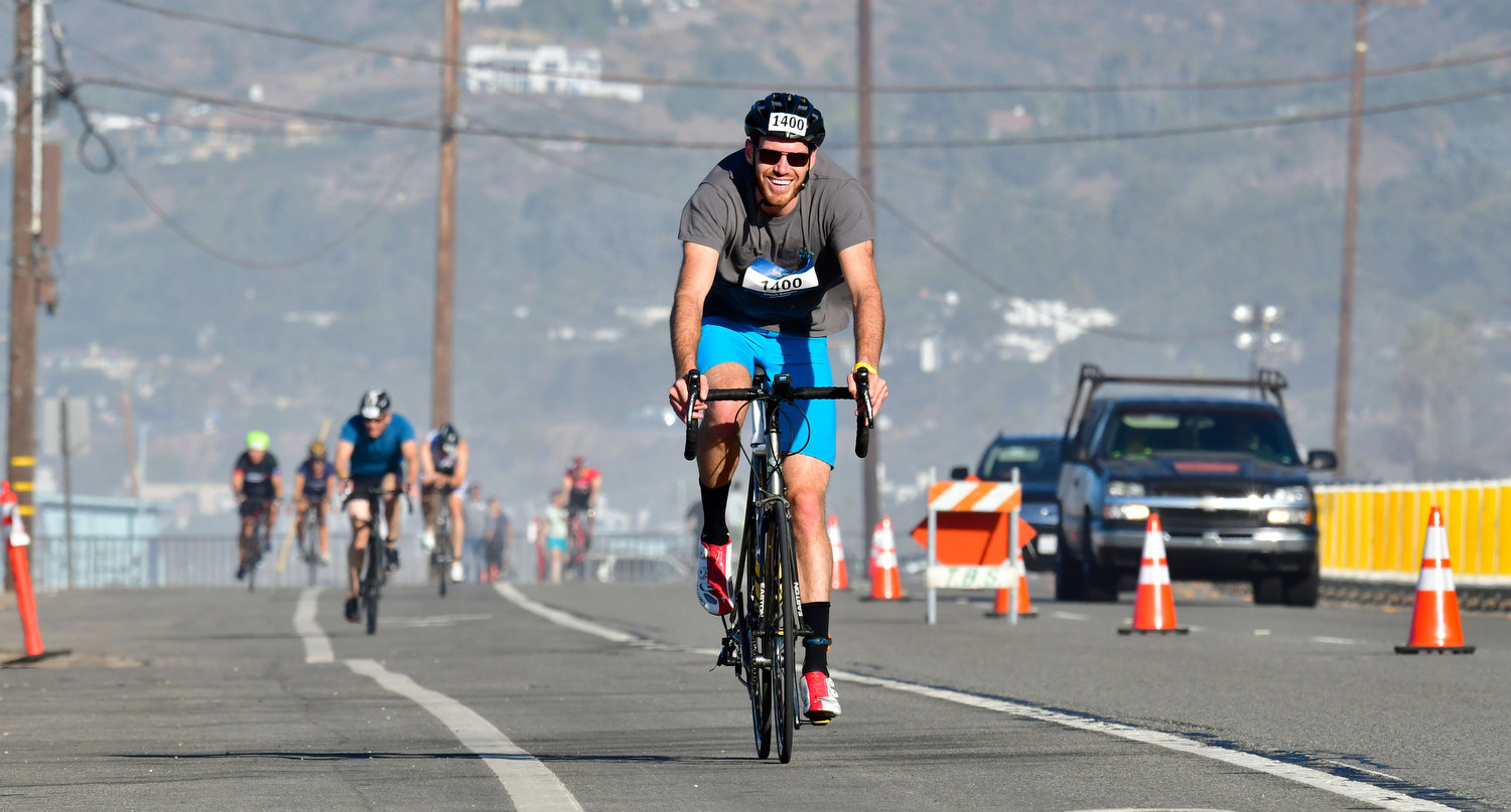 2018 Nautica Malibu Triathlon benefiting Children's Hospital LA  September 16, 2018                                    ©2018 Rich Cruse/ CrusePhoto.com
